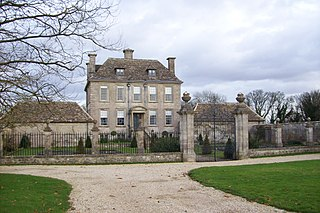 Nether Lypiatt Manor Grade I listed English country house in Stroud District, United Kingdom