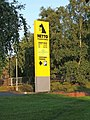 Netto Foodstores Parking Sign, New Road - geograph.org.uk - 972928.jpg