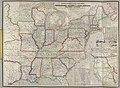 Neueste Eisenbahn- Kanal- u. Post-Karte für Reisende in den Vereinigten Staaten Von Nord-Amerika, Canada, Texas u. Californien 01.jpg