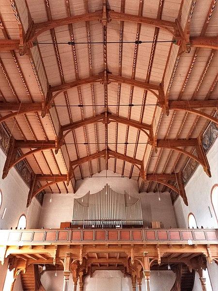 Datei:Neunkirchen (Nahe), St. Martin (Sebald-Orgel, 1936) (11).jpg