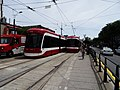 New Flexity LR vehicles at Spadina and College, 2016 07 21 (10).JPG - panoramio.jpg