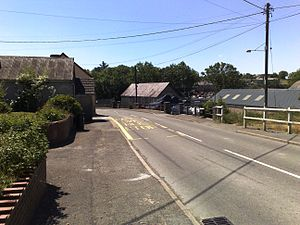 New Inn, Carmarthenshire - Image: New Inn Carmarthenshire
