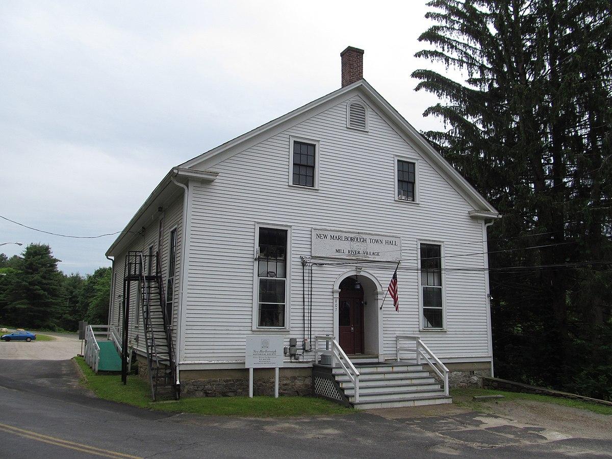 New Marlborough Ma Property Records