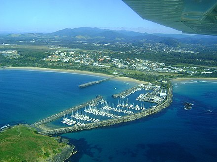 Coffs Harbour.