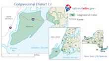 New York Distrikto 13 109-a Usono Congress.png
