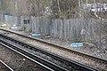 New concrete drain surround at Bromborough station (26872795881).jpg