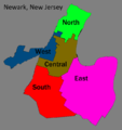 Newark District Map.png