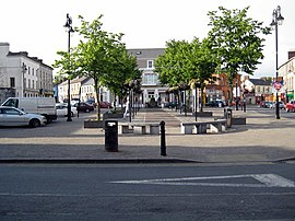 Newcastle West, The Square.jpg