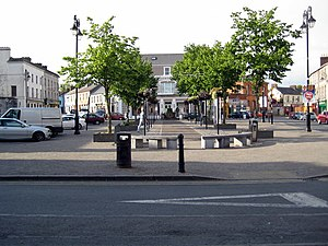 Newcastle West - The Square