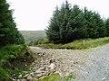 Newly constructed track along the Folk Burn. - geograph.org.uk - 515956.jpg
