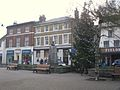 Newport St James Square Christmas tree.JPG