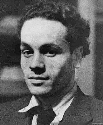 Nicanor Parra - Parra in 1935