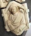 Niccolò di piero lamberti (attr.), angelo dalla porta della mandorla, 1404-09, 02.JPG