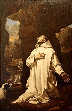 Saint du jour - Page 2 300px-Nicolas_Mignard-Saint_Bruno