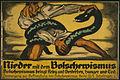 Nieder mit dem Bolschewismus. Bolschewismus bringt Krieg und Verderben, Hunger und Tod LCCN2004665807.jpg