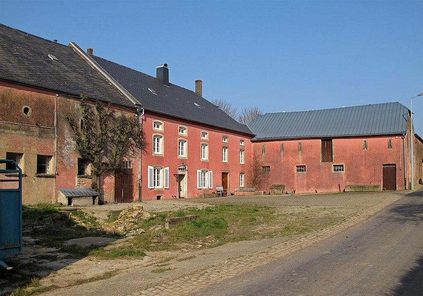 Farm in Niederpallen, Luxembourg, 4 Chemin de Beckerich
