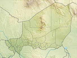 Mont Idoukal-n-Taghès is located in Niger