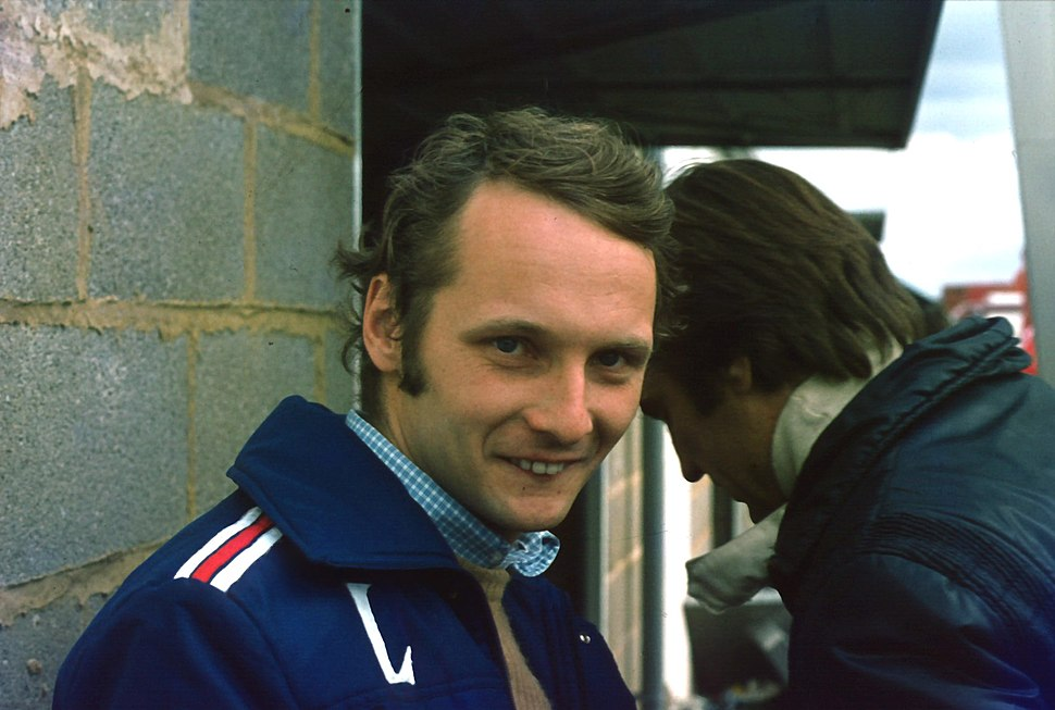 Niki Lauda, 1975 British Grand Prix