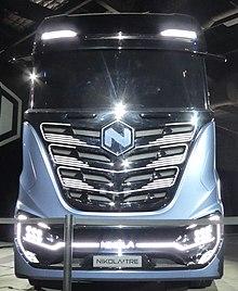Nikola Motor Company Wikipedia