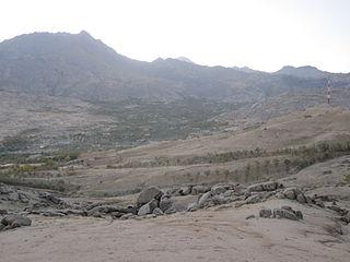 Nili, Afghanistan Place in Daykundi Province, Afghanistan