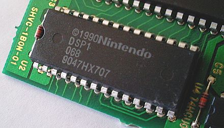 DSP-1 chip in Pilotwings Nintendo DSP-1 chip.jpg