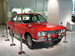 Nissan Laurel (1968–1972)