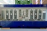 Nitrogen Pressure Controller, Ground Support Console for Titav IV vehicle - Evergreen Aviation & Space Museum - McMinnville, Oregon - DSC00815.jpg
