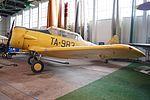 North American T-6G Texan - Muzeum Lotnictwa Kraków.jpg