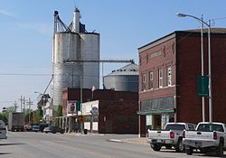 North Bend, Nebraska.