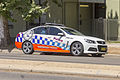 North West Metropolitan region (NWM 264) Highway Patrol Holden VF Commodore SS at Wagga Wagga (1).jpg