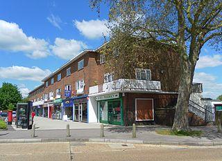 Northgate, West Sussex Neighbourhood in Crawley, England