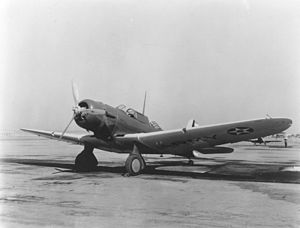 Frank A. Armstrong - Northrop A-17