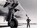 Northrop YB-49 Landing gear.jpg