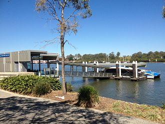 Hamilton Reach - Northshore Hamilton ferry wharf, Queensland 16
