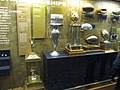 Notre Dame Trophies and Memorabilia, Joyce Center, University of Notre Dame, South Bend, Indiana (11045862294).jpg