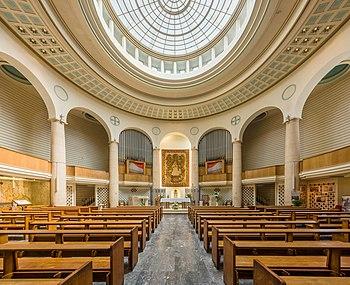 Notre Dame de France Church