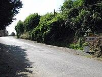 Nouziers entrée du village 1.jpg