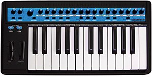 Keyboard bass - Novation BassStation (1993)