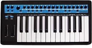Keyboard bass - Novation BassStation (1993)