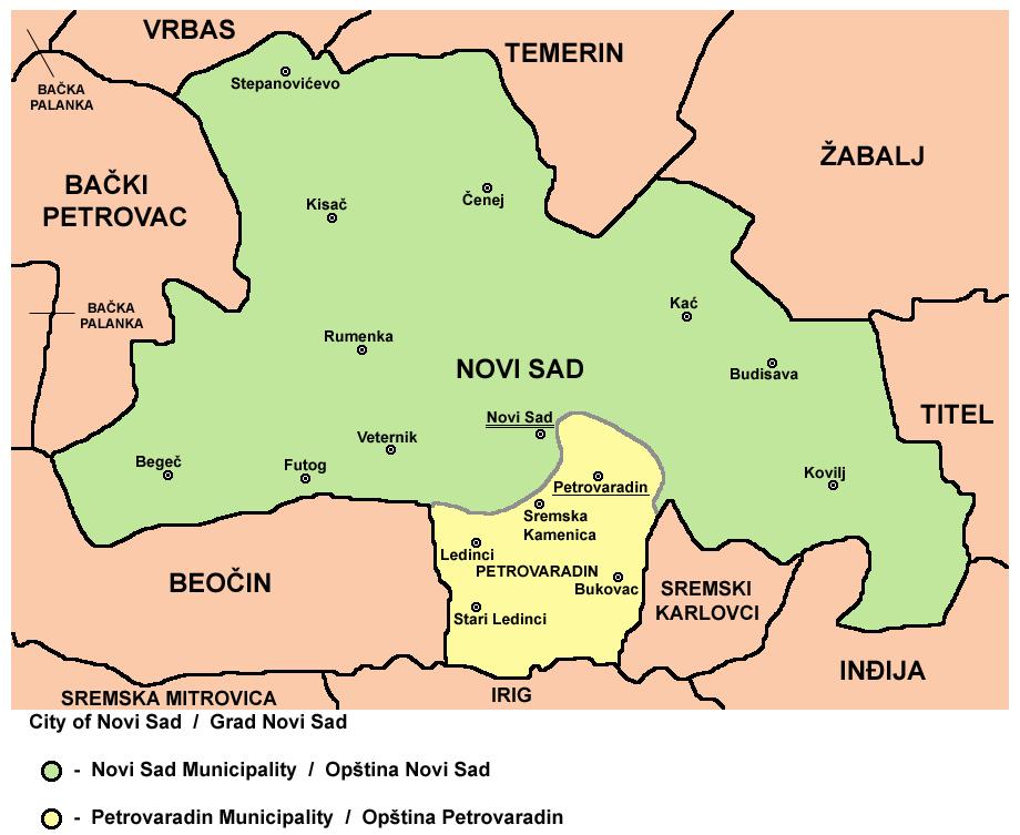 Novi Sad mun
