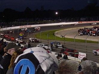 Lucas Oil Raceway at Indianapolis - Image: O'Reilly Raceway Park