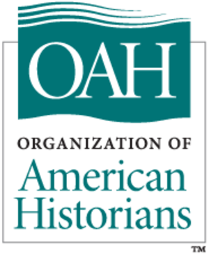 Organization of American Historians - The logo for the Organization of American Historians.