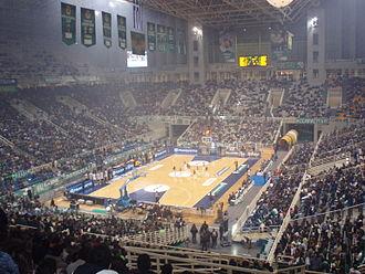 1998 FIBA World Championship - Image: OAKA1010436