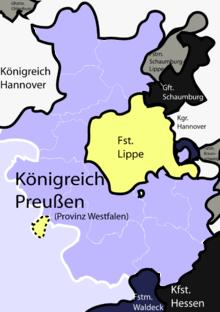 Ostwestfalen Lippe Wikipedia