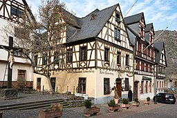 Marktplatz in Oberwesel