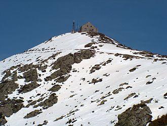 Catalan Pre-Coastal Range - The Turo de l'Home, highest summit of the Montseny Massif