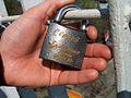 Odessa -- padlocks along the bridge.jpg