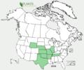 Oenothera macrocarpa US-dist-map.png