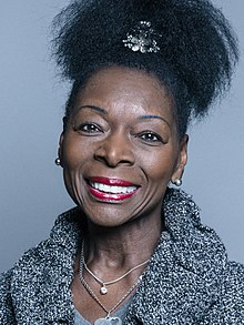 Official portrait of Baroness Benjamin crop 2.jpg