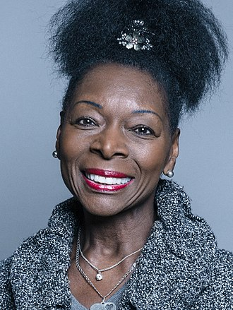 Floella Benjamin - Image: Official portrait of Baroness Benjamin crop 2